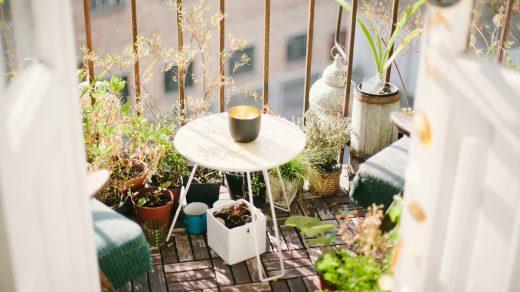 Comment aménager balcon avec goût